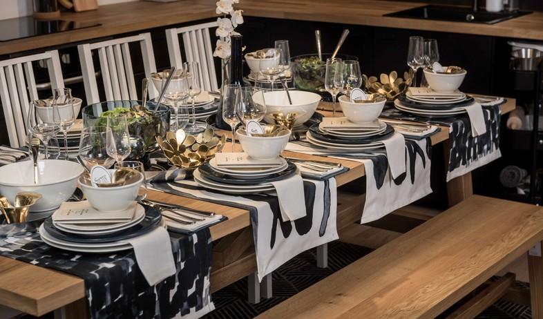 שולחן פסח איקאה, הקלאסי (3) (צילום: גלעד רדט)