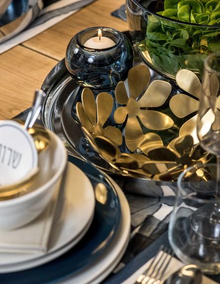 שולחן פסח איקאה, הקלאסי, ג (2) (צילום: גלעד רדט)