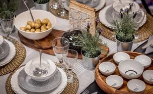 שולחן פסח איקאה, הכפרי (5) (צילום: גלעד רדט)
