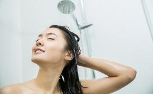 שיער רטוב (צילום: ShutterStock)