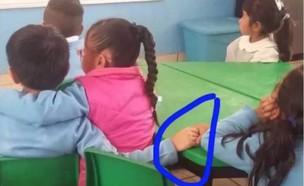 ילד חכם (צילום: twitter, מעריב לנוער)
