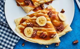 קרפ בננות (צילום: אמיר מנחם)