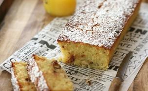 עוגת תפוזים ומרציפן לפסח (צילום: קרן אגם, אוכל טוב)