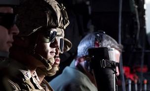 אימון של מארינס וחיל האוויר (צילום: אתר חיל האוויר)