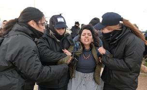 פינוי עמונה. פיצוי ממשלתי (צילום: יואב דודקביץ/TPS)