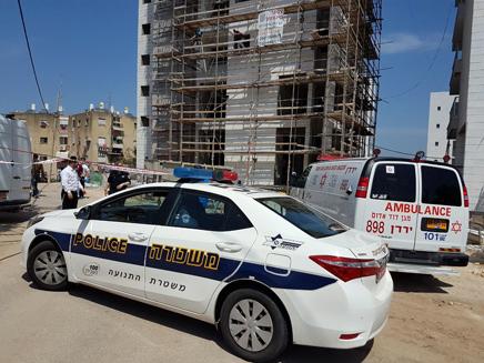 זירת הרצח בטבריה, אתמול