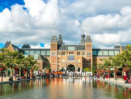 מוזיאון רייקסמוזיאום, אמסטרדם (צילום: S-F, Shutterstock)