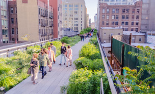 היי ליין, ניו יורק (צילום: Marco Rubino, Shutterstock)