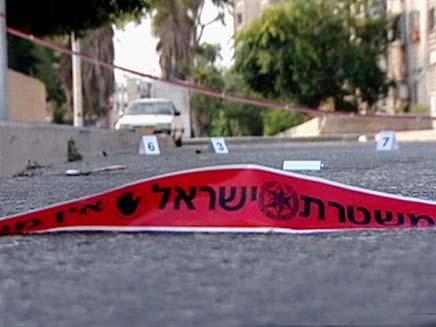 זירת פשע. ארכיון (צילום: חדשות 2)