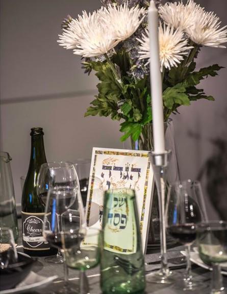 שולחן פסח איקאה, המודרני, ג (3) (צילום: גלעד רדט)