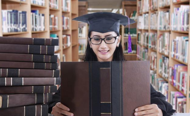 תואר שני בחינוך (אילוסטרציה: Shutterstock)