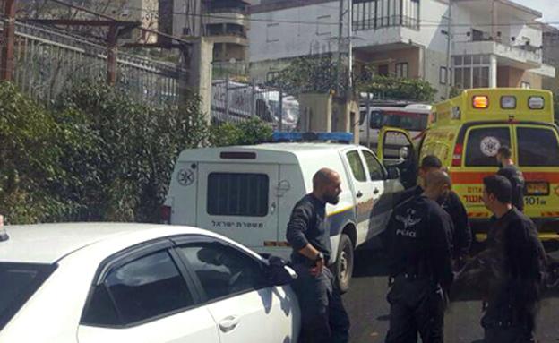 זירת הרצח בראמה, היום