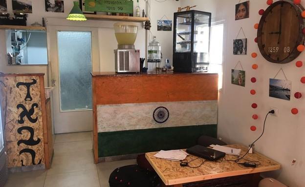 דאבה שדרות מסעדה הודית  (צילום: ג'רמי יפה, אוכל טוב)