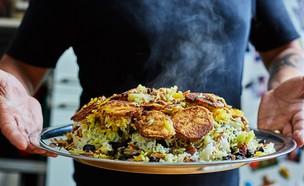 אורז פרסי לערב החג 5 - גיא גמזו (צילום: אמיר מנחם)