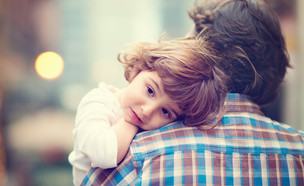 אבא וילדה  (צילום: Shutterstock)