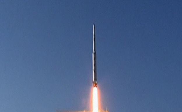 ניסוי טילים נוסף בקוריאה הצפונית (צילום: רויטרס)