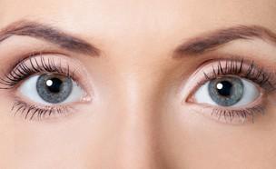 עיניים כחולות (צילום: Billion Photos, Shutterstock)