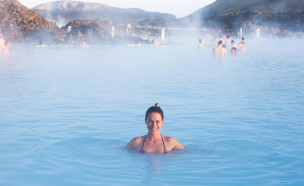 הלגונה הכחולה באיסלנד (צילום: dmitry_islentev, Shutterstock)