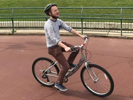 אופניים (צילום: דור צח)