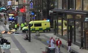 דריסה שוודיה (צילום: חדשות 2)