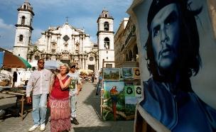 קשר לא יציב. קובה שבים הקריבי (צילום: רויטרס)