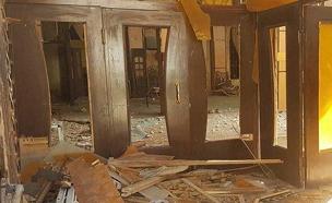 תיעוד ההרס במסגד בדמשק