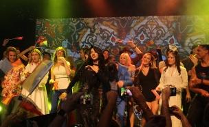 צפו: חגיגת הענק של האירוויזיון בישראל (צילום: אור גפן)