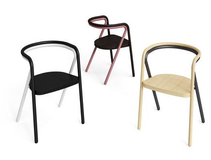 סטודיו בייקרי, Chair Composition (צילום: באדיבות קפליני)