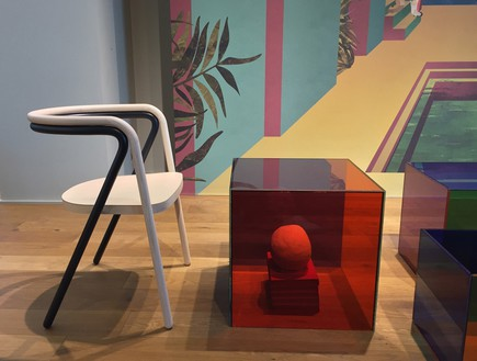 סטודיו בייקרי, כיסא שעוצב עבור קפליני (צילום: באדיבות קפליני)