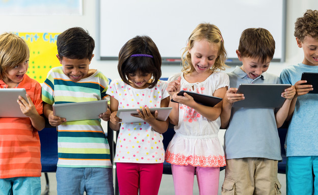 טכנולוגיה בחינוך (אילוסטרציה: Shutterstock)