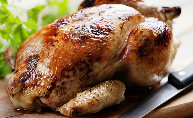 עוף בתנור (צילום: Shutterstock)