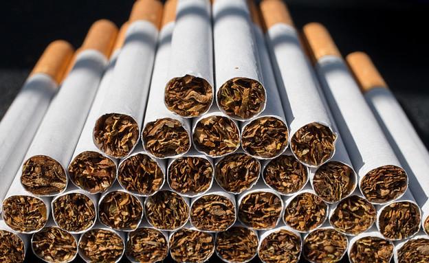סיגריות (צילום: Gettyimages IL)