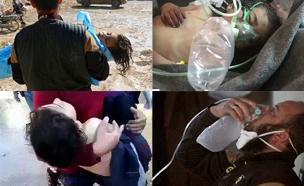 מתקפה בסוריה (צילום: רויטרס)