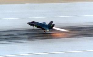 """מטוס ה""""אדיר"""" (צילום: דובר צה""""ל)"""