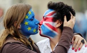 בריטניה נערכת ליציאה מהאיחוד (צילום: רויטרס)