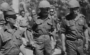 פס הקול של מלחמת ששת הימים (צילום: באדיבות ארכיון המדינה)