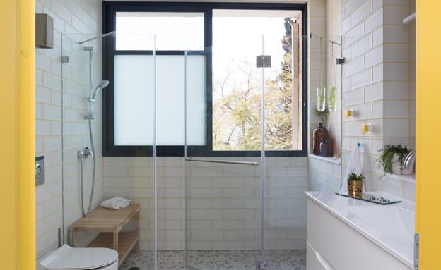 אפרתמר אדריכלות (26), מקלחון (צילום: מאיה חבקין)