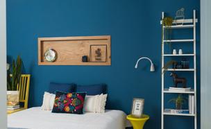 אפרתמר אדריכלות (9), חדר שינה (צילום: מאיה חבקין)
