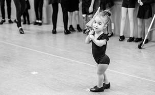 חוג ריקוד לבעלי צרכים מיוחדים (צילום:  Photo by Flash90)