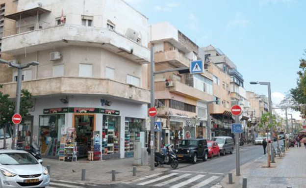 שינקין, תל-אביב (צילום: איל יצהר, גלובס)