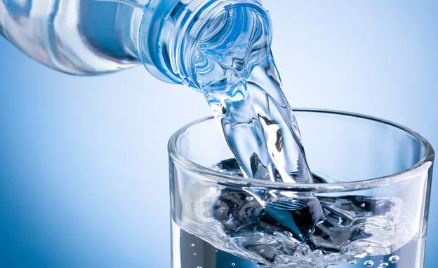 מים מינרלים (צילום: Shutterstock)