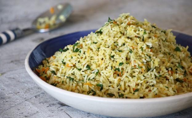 אורז משודרג (צילום: טליה הדר , EshetStyle)
