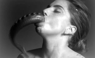 ליידי גאגא (צילום: צילום מסך)