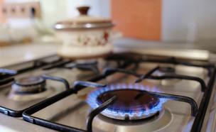 כיריים גז (אילוסטרציה: Shutterstock)