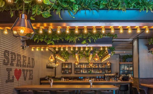 מסעדת 416 - המסעדה (צילום: אנטולי מיכאלו,  יחסי ציבור )