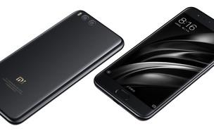 סמארטפון Mi 6 של שאומי (צילום:  יחסי ציבור )