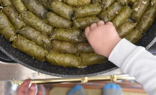 עלי גפן (צילום: חן ואלון קורן, אוכל טוב)