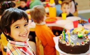 מסיבת יום הולדת בגן ילדים (אילוסטרציה: Shutterstock)