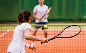 טניס (צילום: Shutterstock, מעריב לנוער)