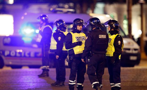 כ-50 אלף שוטרים ייפרשו (צילום: רויטרס)